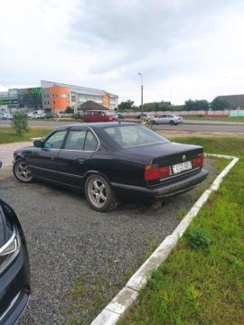 BMW 5 серия E34, 1991 г.