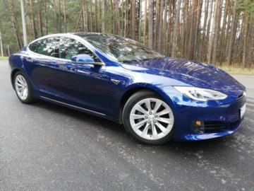 Tesla Model S I · Рестайлинг, 2016 г.