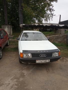 Audi 100 С3, 1983 г.