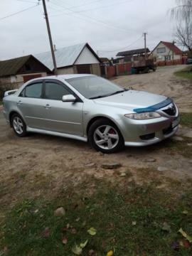 Mazda 6 I, 2002 г.