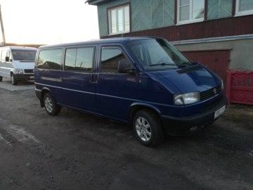 Volkswagen Transporter T4, 2001 г.