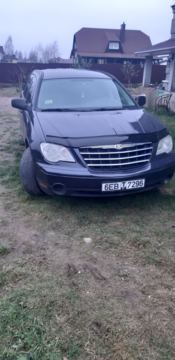 Chrysler Pacifica I, 5 мест, 2007 г.