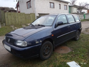Volkswagen Polo III, 1998 г.