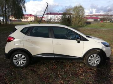Renault Captur, 2017 г.
