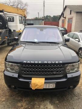 Land Rover Range Rover III · 2-й рестайлинг, 2009 г.