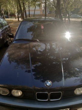 BMW 5 серия E34, 1992 г.