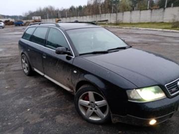 Audi A6 C5, 1999 г.
