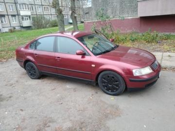 Volkswagen Passat B5, 1997 г.