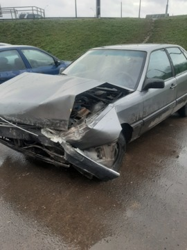 Audi 100 С3, 1985 г.