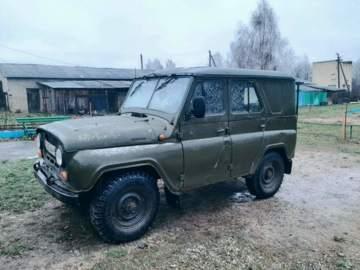 УАЗ 469 I, 1982 г.