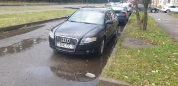 Audi A4 B7, 2006 г.