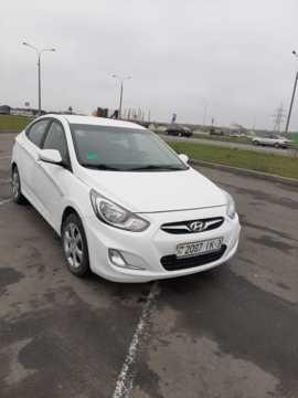 Hyundai Solaris I, 2011 г.