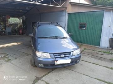 Hyundai Matrix I, 2003 г.