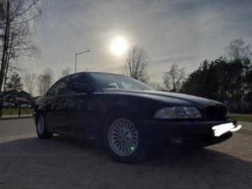 BMW 5 серия E39, 2000 г.