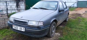 Opel Vectra A, 1990 г.