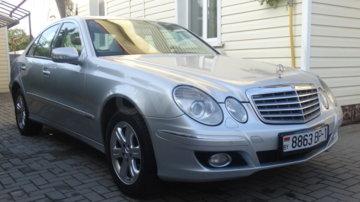 Mercedes-Benz E-Класс W211, S211, 2006 г.