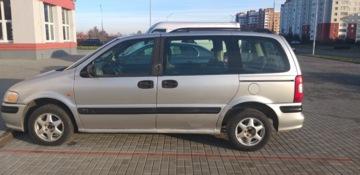 Opel Sintra, 7 мест, 1998 г.