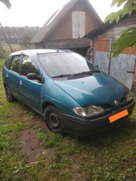 Renault Scenic I, 1998 г.