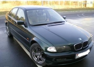 BMW 3 серия E46, 1999г.