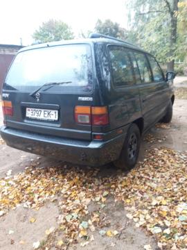 Mazda MPV I, 1995 г.