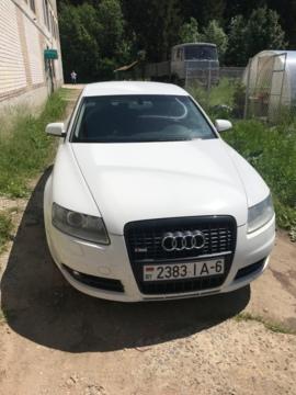Audi A6 C6, 2008 г.