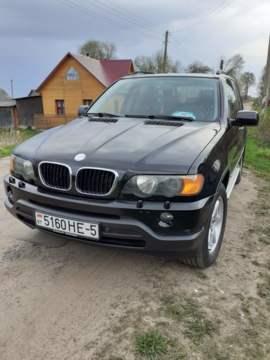 BMW X5 E53, 2003 г.