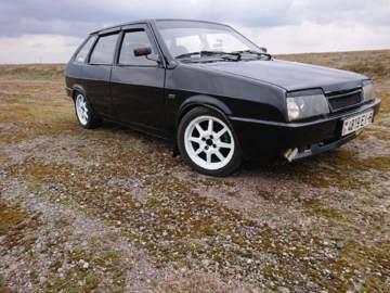 Lada (ВАЗ) 2109, 1999 г.