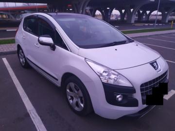 Peugeot 3008 I, 2010 г.