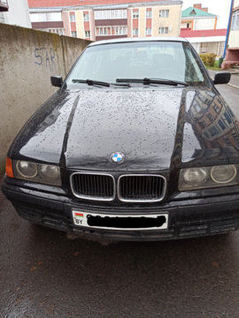 BMW 3 серия E36, 1995 г.