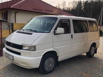 Volkswagen Transporter T4, 2000 г.