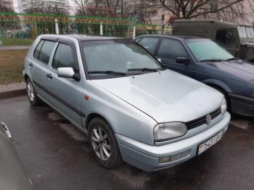 Volkswagen Golf III, 1993 г.