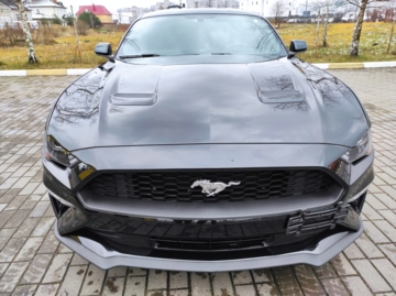 Ford Mustang VI, 2018 г.