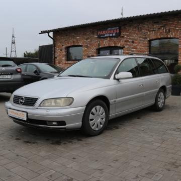 Opel Omega B · Рестайлинг, 2003 г.