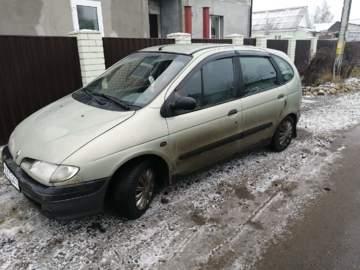Renault Scenic I, 1997 г.