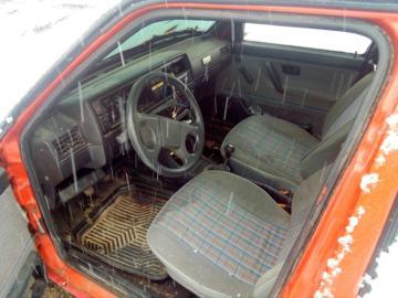 Volkswagen Golf II, 1989 г.
