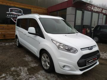 Ford Tourneo Connect II, 2017 г.