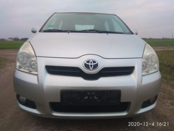 Toyota Corolla Verso II (E121), 7 мест, 2007 г.