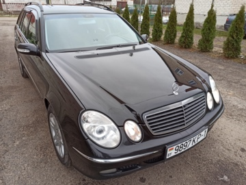 Mercedes-Benz E-Класс W211, S211, 2003 г.