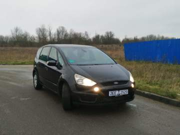 Ford S-MAX I, 5 мест, 2008 г.