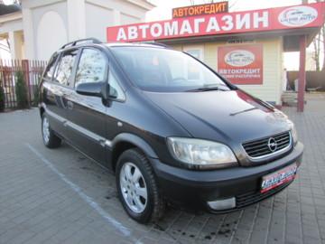 Opel Zafira A, 1999 г.