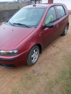 Fiat Punto II, 2001г.