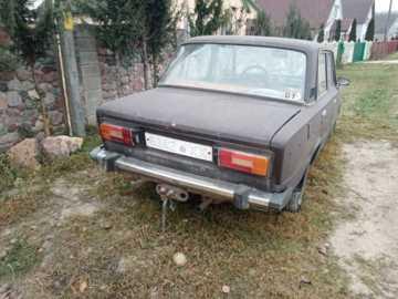 Lada (ВАЗ) 2106, 1986 г.