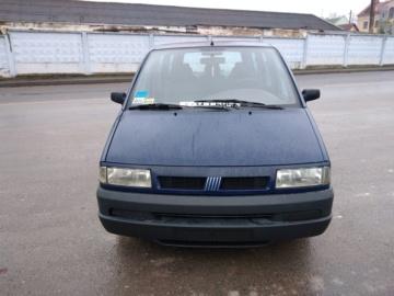 Fiat Ulysse I, 5 мест, 1998 г.