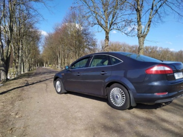 Ford Mondeo IV, 2010 г.