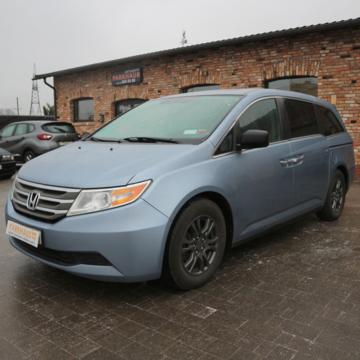 Honda Odyssey IV, 2013 г.