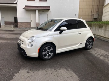 Fiat 500е, 2017 г.