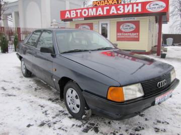 Audi 100 С3 · Рестайлинг, 1988 г.