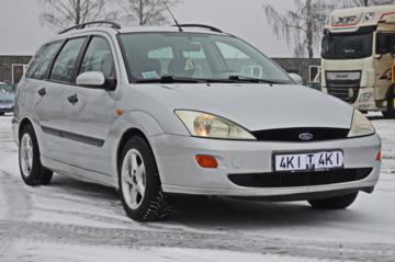 Ford Focus I, 1999 г.