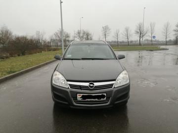 Opel Astra H · Рестайлинг, 2009 г.