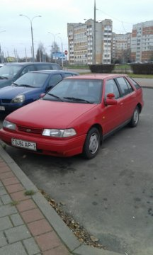 Hyundai Pony III, 1994 г.